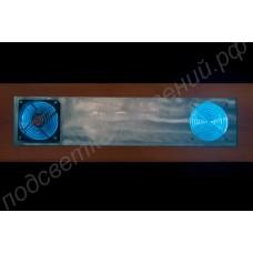 """Бактерицидный облучатель-рециркулятор воздуха """"Фафнир"""" производительностью 50-800 куб.м/час"""